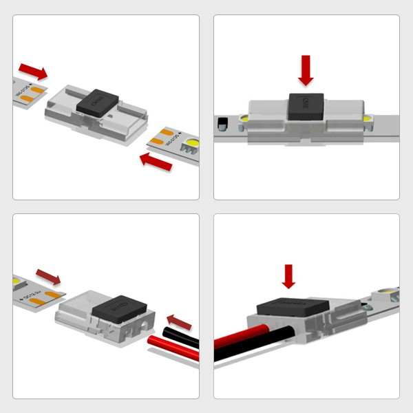 LED Strip Connector - Bettle Series