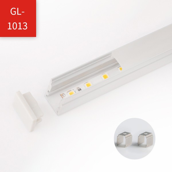 LED Strip Profile - Mini Surface Mounted Series