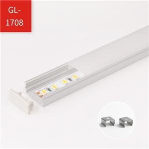 LED Strip Profile - Regular Surface Mounted Series