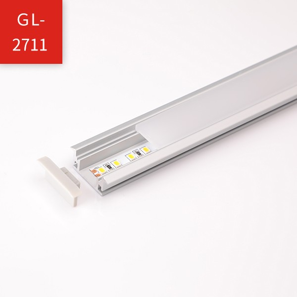 LED Strip Profile - In Ground Series