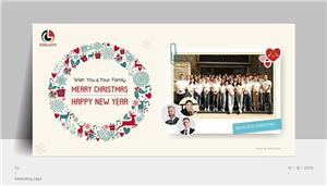 Sincerely Wish You Merry Christmas & Happy New Year
