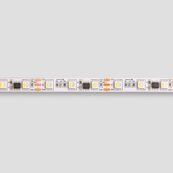 LED Flexible Strip - Pixel Control Series - 5050 60LED RGBW SPI 12V GL-12-FE69