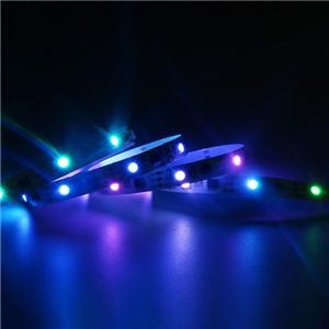 LED Flexible Strip - Pixel Control Series - 5050 30LED RGB SPI 5V GL-5-LD20