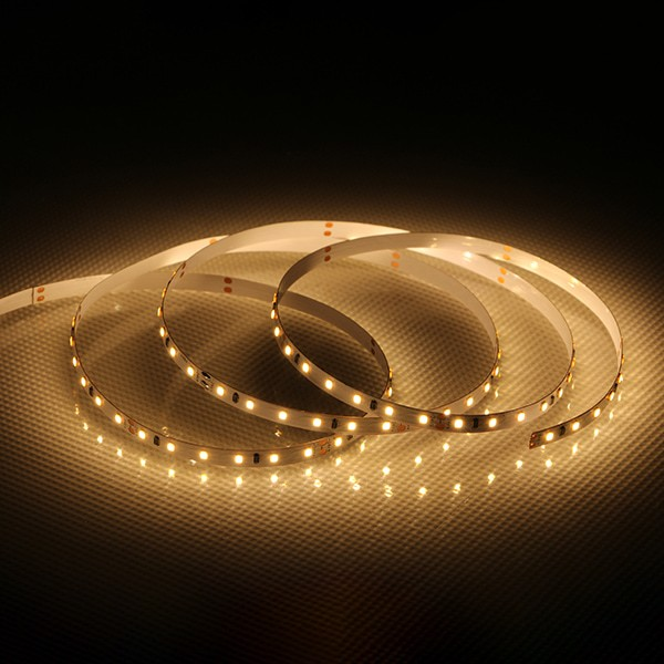 LED Flexible Strip - Silicone Extrusion Waterproof Series - 2216 120LED 5mm 24V GL-24-F607