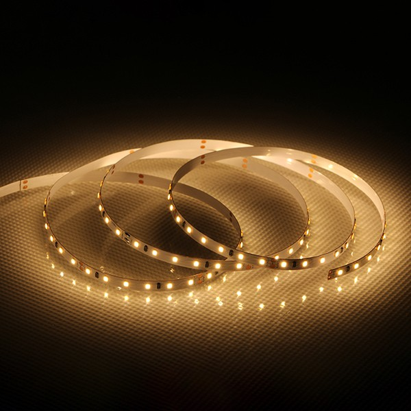 LED Flexible Strip - Silicone Extrusion Waterproof Series - 2216 140LED 3.5mm 24V GL-24-FD86