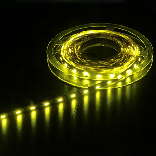 LED Flexible Strip - Colorful-Light Series - Red-Green-Blue-Yellow-Pink-Amber 3528 240LED 24V Double Rows GL-24-F91