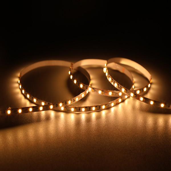 LED Flexible Strip - CCT Tunable Series - 2216 252LED Ultra-Slim 4mm 24V GL-24-FH01