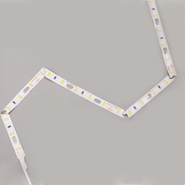 Jalur Fleksibel LED - Siri Lampu Belakang Tanda - Modul-Bend Putih 2835 60LED 12V GL-12-FE75