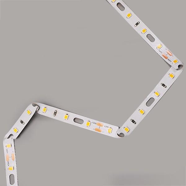 Jalur Fleksibel LED - Siri Lampu Belakang Tanda - Modul-Bend Putih 2835 60LED 24V GL-24-FE76