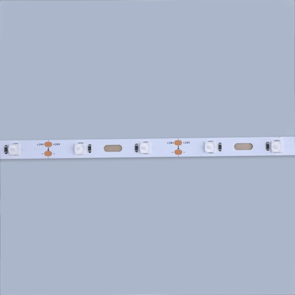 LED Flexible Strip - Sign Backlight Series - Module-Bend White 160° 6060 48LED 24V GL-24-FG45