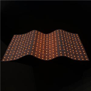 LED Flexible Strip - Sign Backlight Series - Light Sheet RGB+W+W 5050+2835 864LED 24V GL-24-FG47