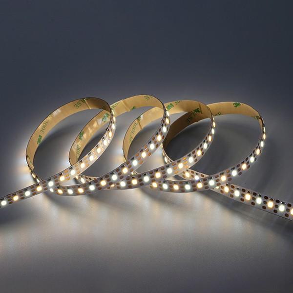 LED Flexible Strip - Short-Unit Cuttable Series - 2835 CCT 120LED 24V GL-24-F638