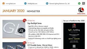 (Jan, 2020) Newsletter