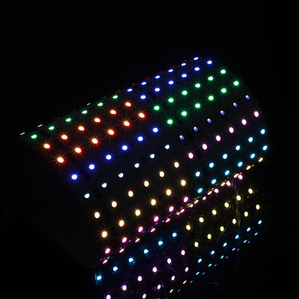 LED Flexible Strip - Sign Backlight Series - Light Sheet RGBW DMX 5050 120LED 24V - GL-24-FH39