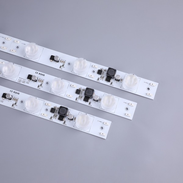 LED Rigid Strip - 3030 Advertising Edgelit Series - 20°x45° Light Bar - 3LED 24V GL-24-A105