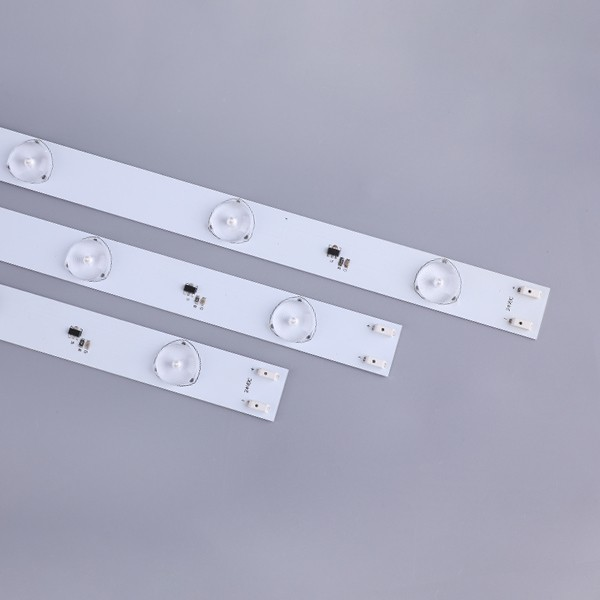 LED Rigid Strip - 2835 Advertising Backlit Series - 180° Light Bar - 6LED 24V GL-24-A103