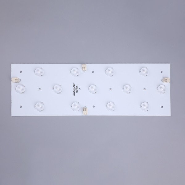 LED Rigid Strip - 2835 Advertising Backlit Series - 180° Light Sheet - 13LED 24V GL-24-A114