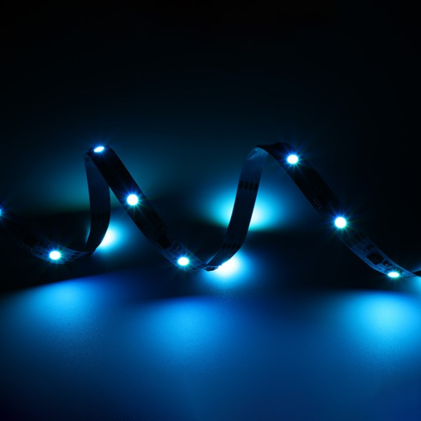 LED Flexible Strip - Pixel Control Series - 5050 30LED RGB DMX 12V GL-12-LJ65