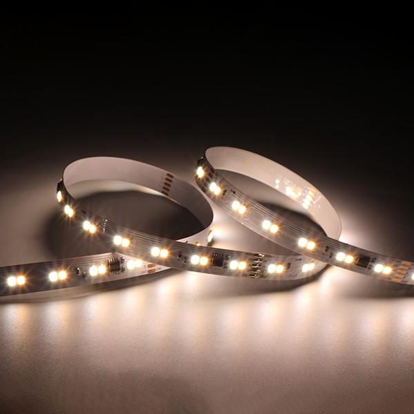 LED Flexible Strip - Pixel Control Series - 2835 120LED CCT DMX 24V GL-24-FK22