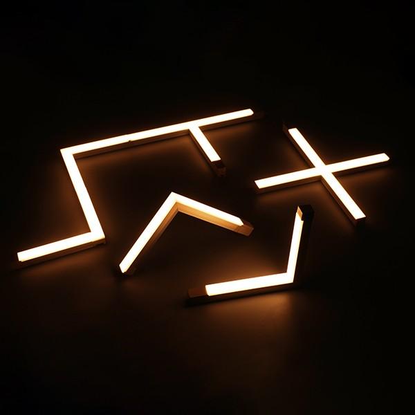Đèn LED tuyến tính - Dòng liên kết - SL-400