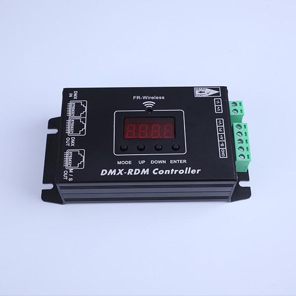 Контроллер пикселей DMX512 и RDM CT-100