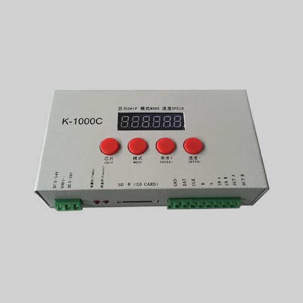 Контроллер пикселей DMX512 K-1000C