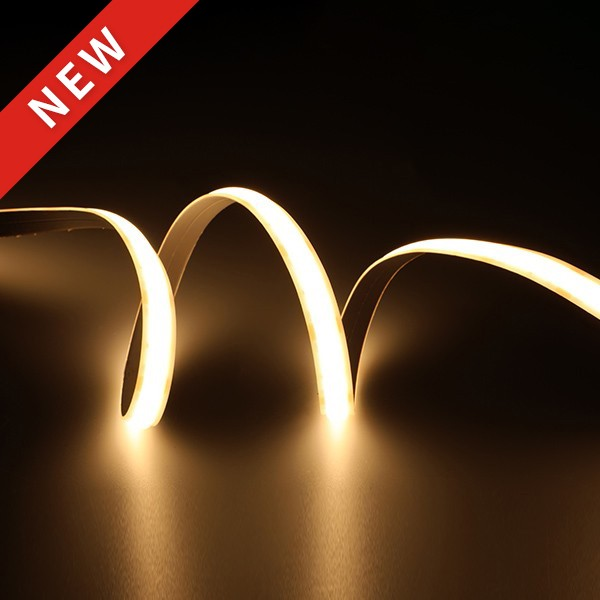 LED Neon Light - Pure Flow Series - Ultra-Thin Dot-Free 2835 - Top-Bend NS-413 & NS-416
