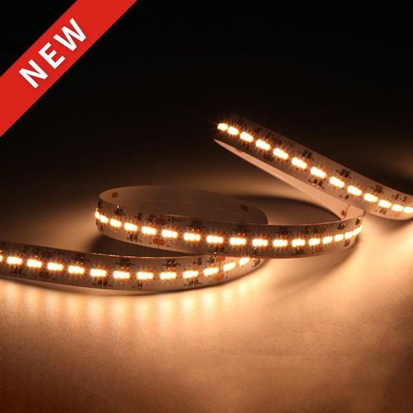 Jalur Fleksibel LED - Seri CCT-Tunable - Dim Pro-to-warm AM Pro - 2216 384LED 24V GL-24-FJ95