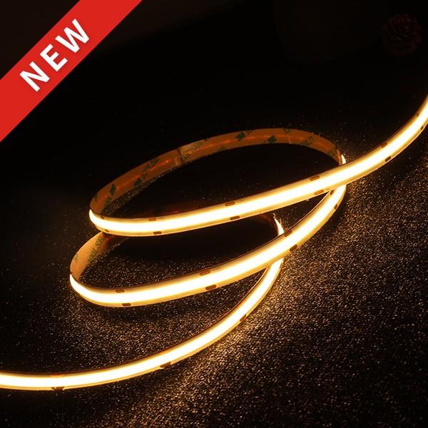 LED Flexible Strip - Ultra-Thin Dot-Free Series - FCOB GL-12-D504