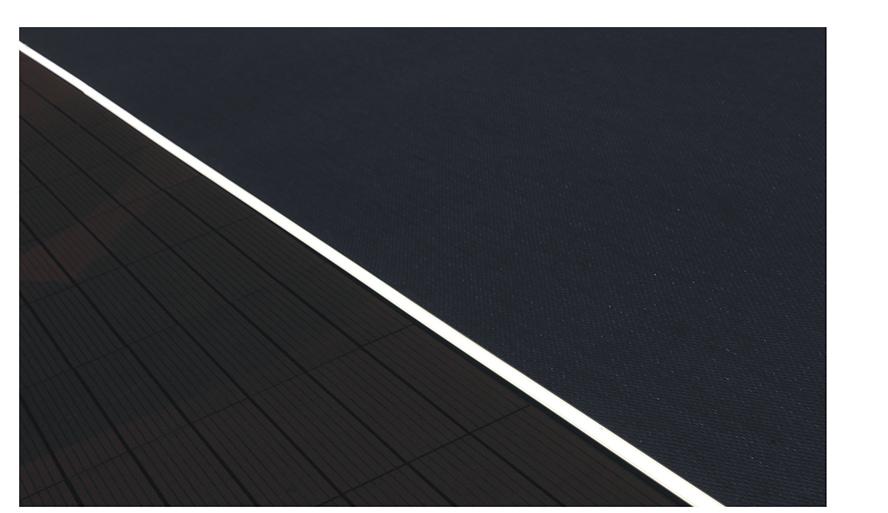 LED Strip Aluminum Base