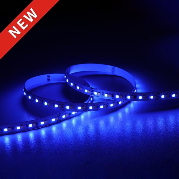 Гибкая светодиодная лента - Серия RGB Mixes-Light - RGB 2835 168LED 24V GL-24-LN17