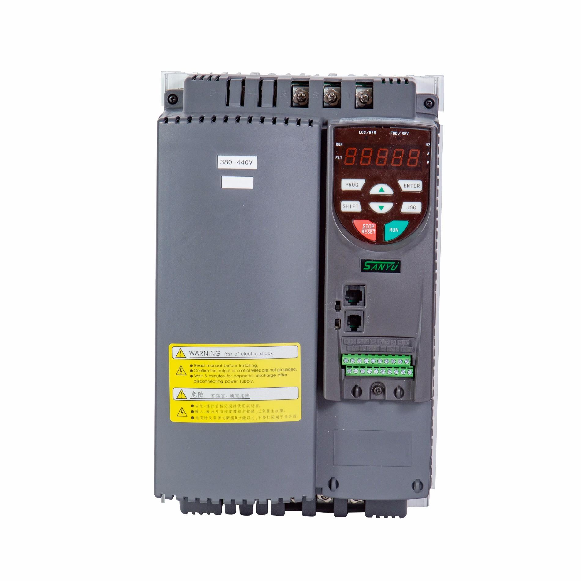 SY8000 Heavy Duty Big Torque Ultra Quiet Vector Control Frequency Inverter