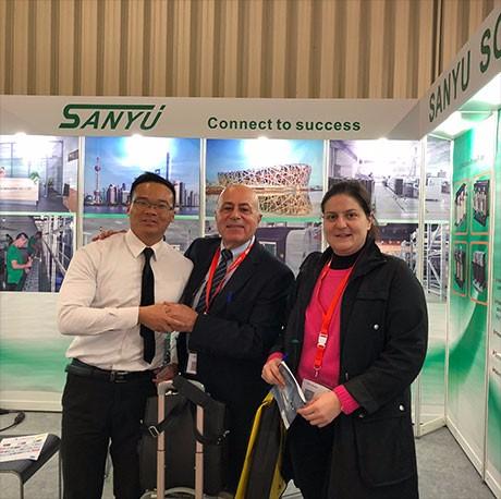 2017 Nuremberg Electric Automation Exhibition