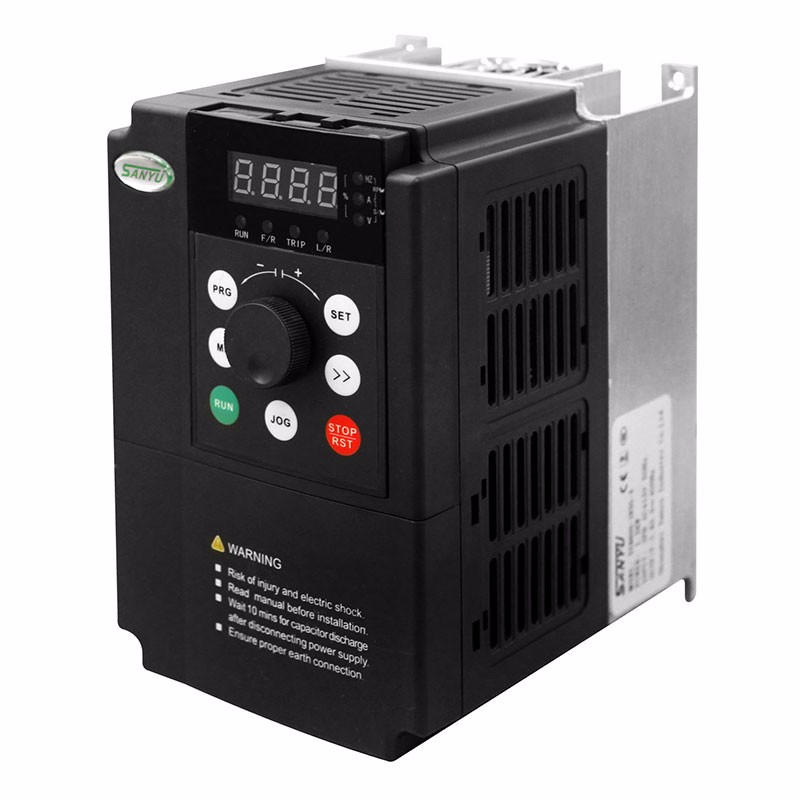 AC VFD Variable Frequency Drive For 3 Phase Motor