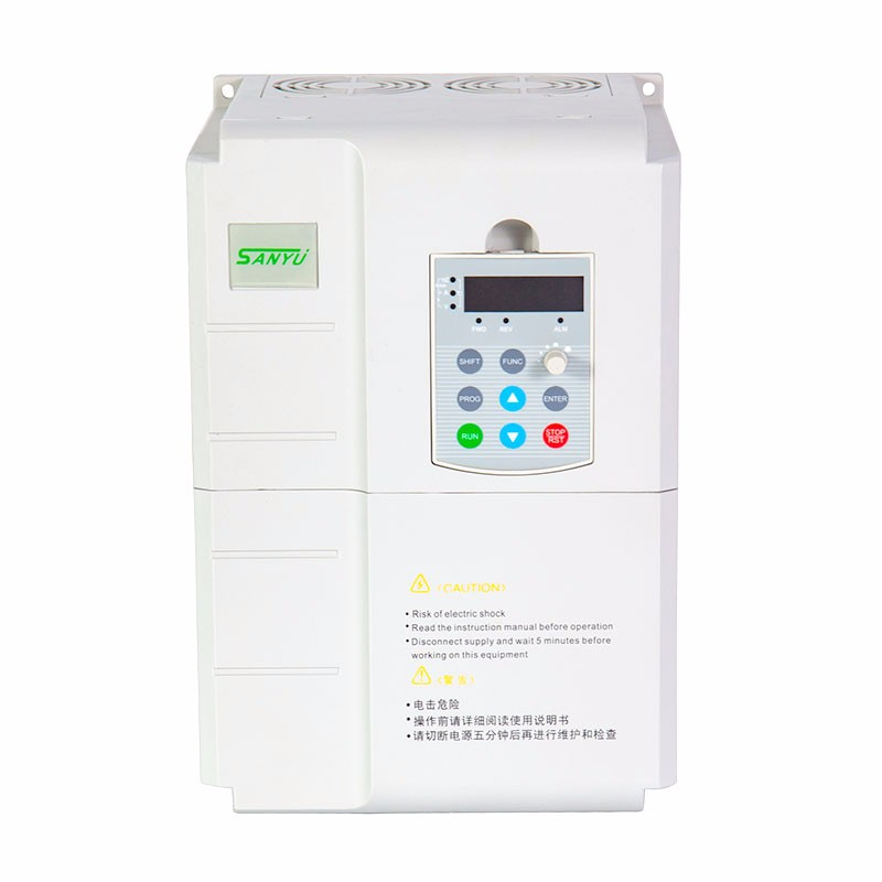 SY5000 Low Voltage 18kW Vector Control Frequency Inverter For Water Pump