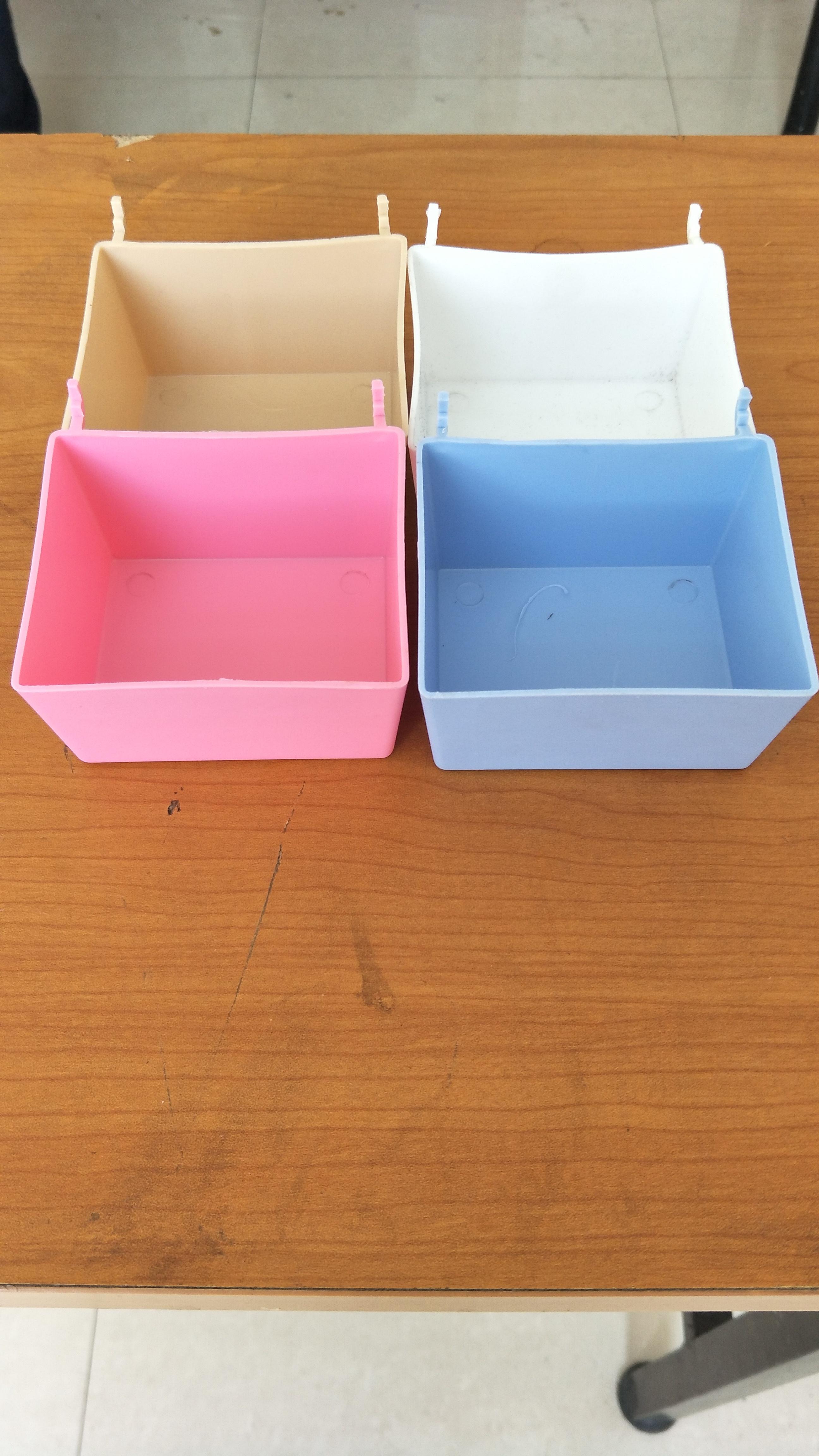 COLORED STORAGE BOX