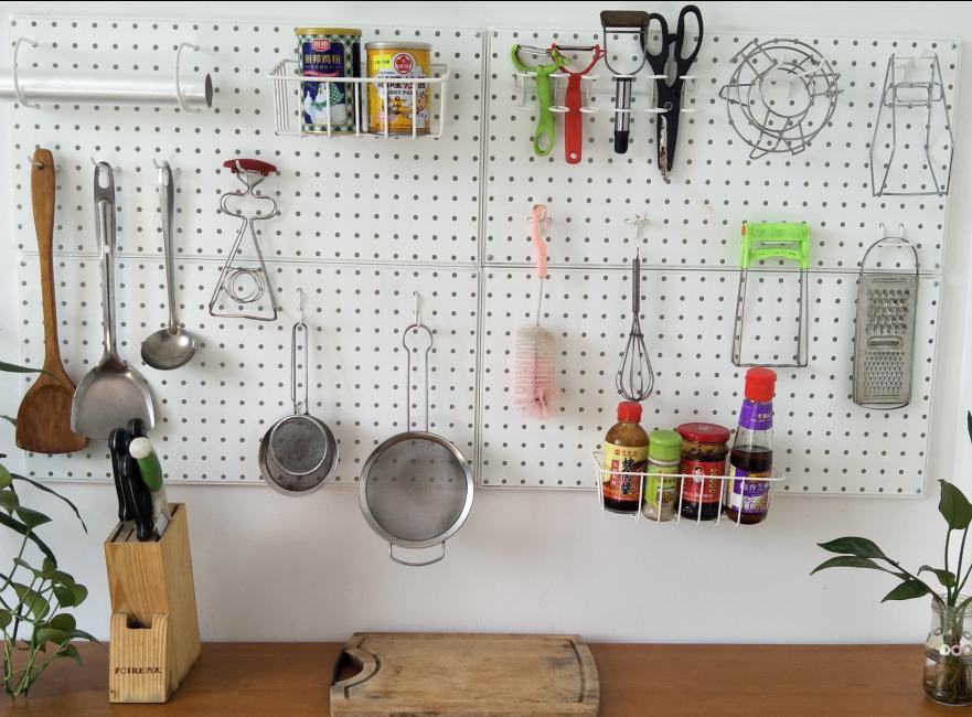 kitchen used tool hook