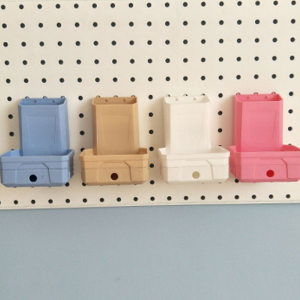 ADJUSTABLE PLASTIC STORAGE BOX