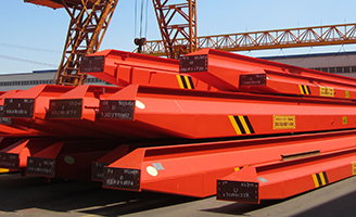 Sales bridge crane trucks