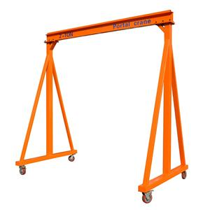 Manual Portable Gantry Crane