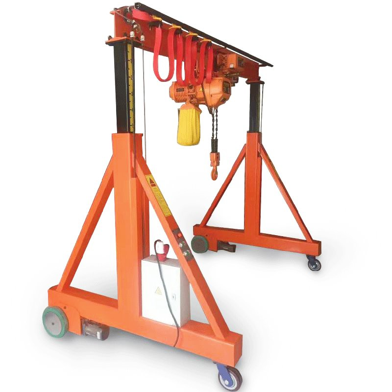 Portable Adjustable Gantry Crane
