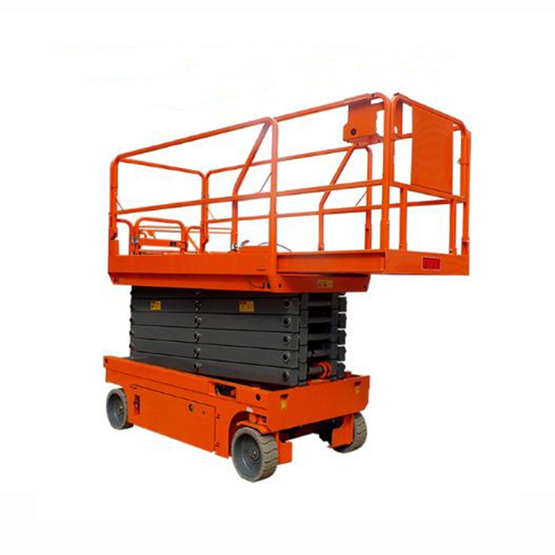 Electric Scissor Lifting Platform