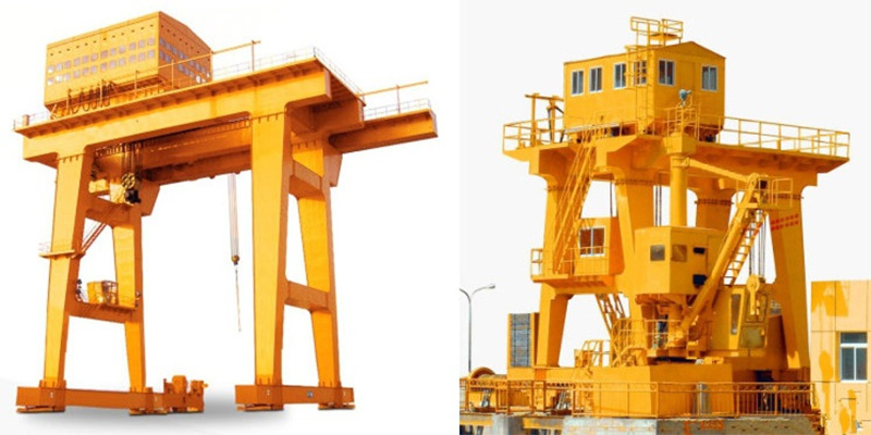Hydro power crane
