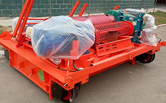 Supply electric winch kit