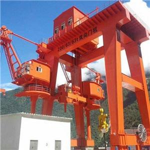 Hydro Power Gantry Crane