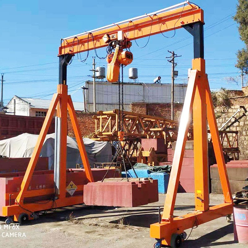 Electric Portable Gantry Crane
