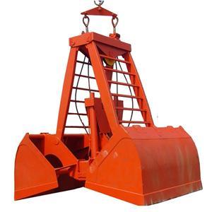 Hydraulic Grab For Crane