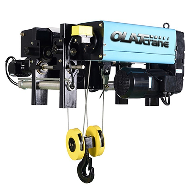Electric Hoists And Winches