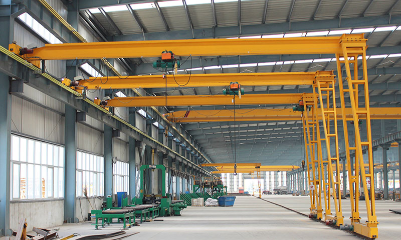 Semi Gantry Crane Brands