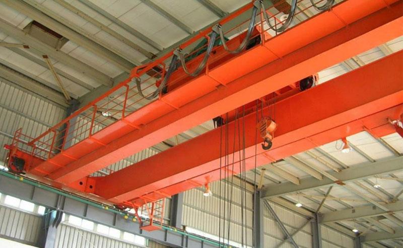 rolling bridge crane
